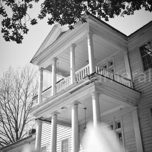 Dancy-Polk House B&W