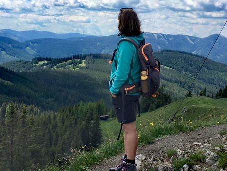 Besteige den daSeins-Berg