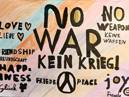 Gib deinem daSein inneren Frieden