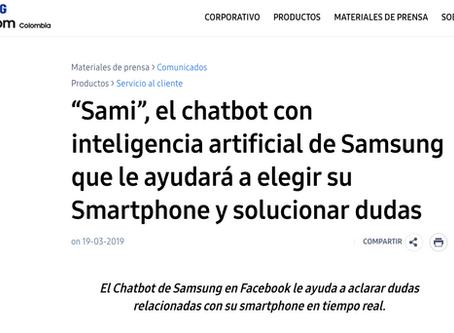 SAMI, EL BOT DE SAMSUNG