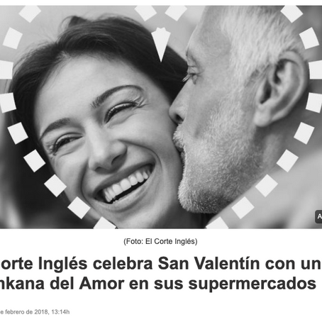 NUESTROS BOTS EN SAN VALENTÍN