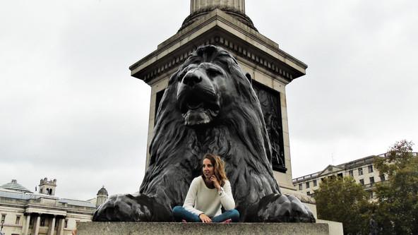 Londres : 4 jours à pieds !