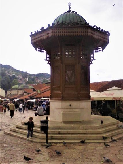 Sarajevo : Capitale de la Bosnie-Herzégovine