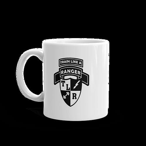 TLR Scroll & Shield Mug