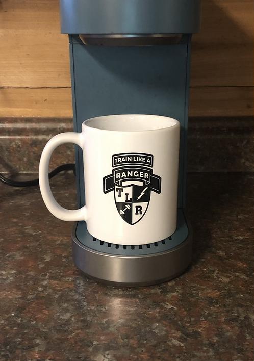 TLR Scroll & Shield Coffee Mug