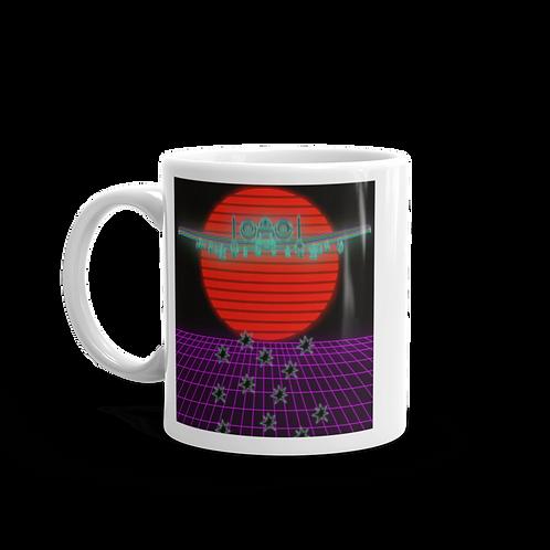 Warthog Red Sunset Coffee Mug