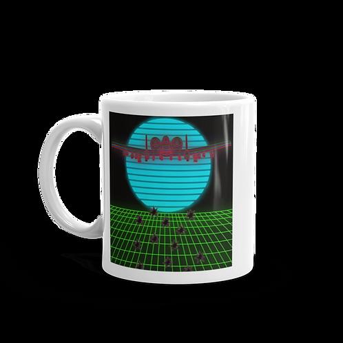 Warthog Blue Sunset Coffee Mug