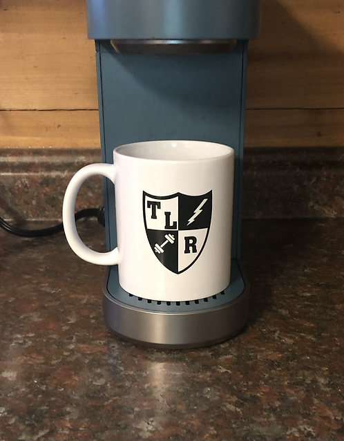 TLR Shield Coffee Mug