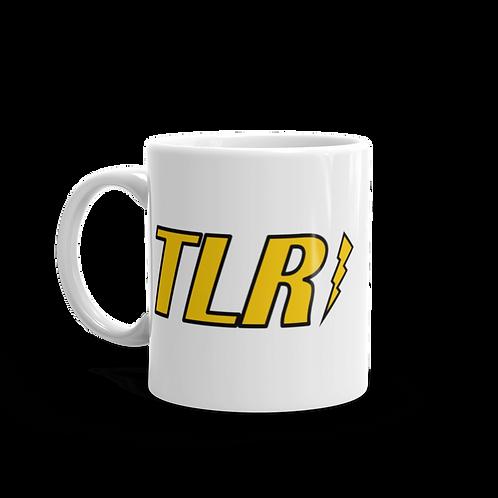 TLR Yellow Coffee Mug