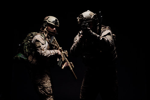 Advanced Military Prep Program: SOF, RASP, SFAS, Ranger School, Etc.