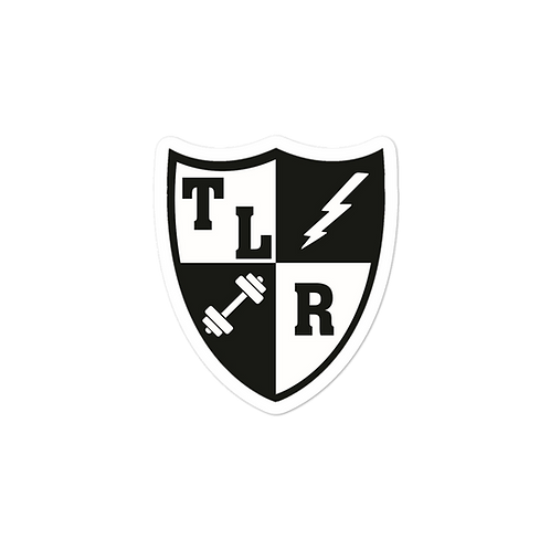 TLR Shield Sticker