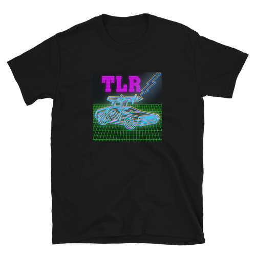 Back to the Gains TLR Blue DeLorean