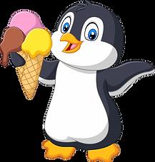 cartoon-penguin-holds-ice-cream-cone-wit