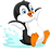 cartoon-penguin-sliding-on-water-vector-