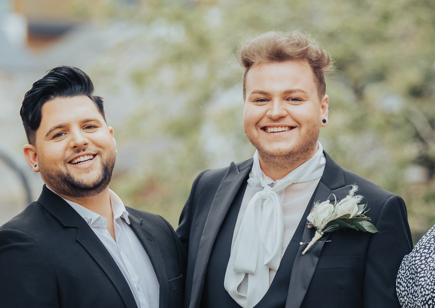 Coel and Matt