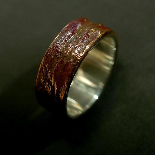 FormingShibuichi Ring