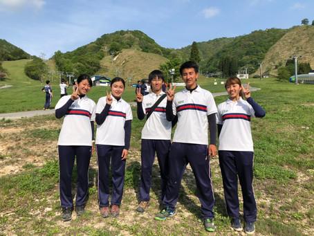 第48回全日本フィールドアーチェリー選手権大会結果