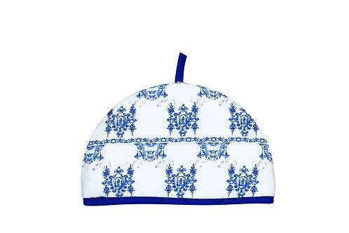 tea cosy 'regal blue'