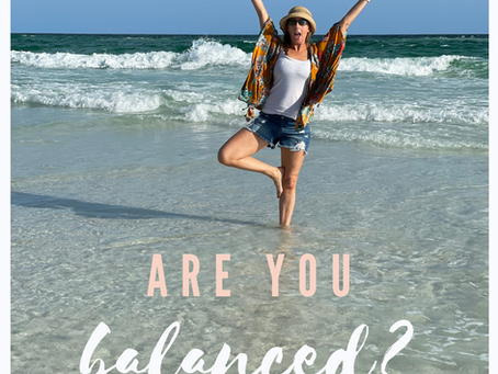 Are You Balanced?