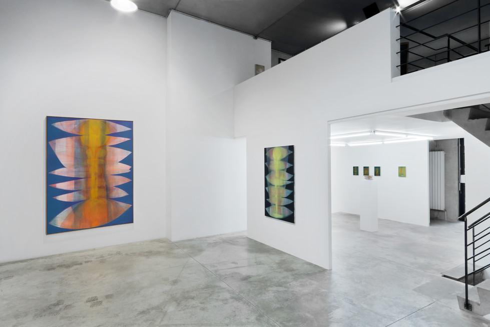 Julien Saudubray, Dear Tcherenkov, Waldburger Wouters, June 30 - July 30, 2021, exhibition view