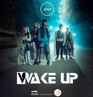 """Finalizado rodaje """"Wake Up"""""""