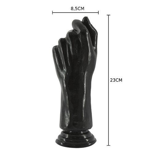 Фистинг-плаг Кулак 23см х 8,5см Power Fist