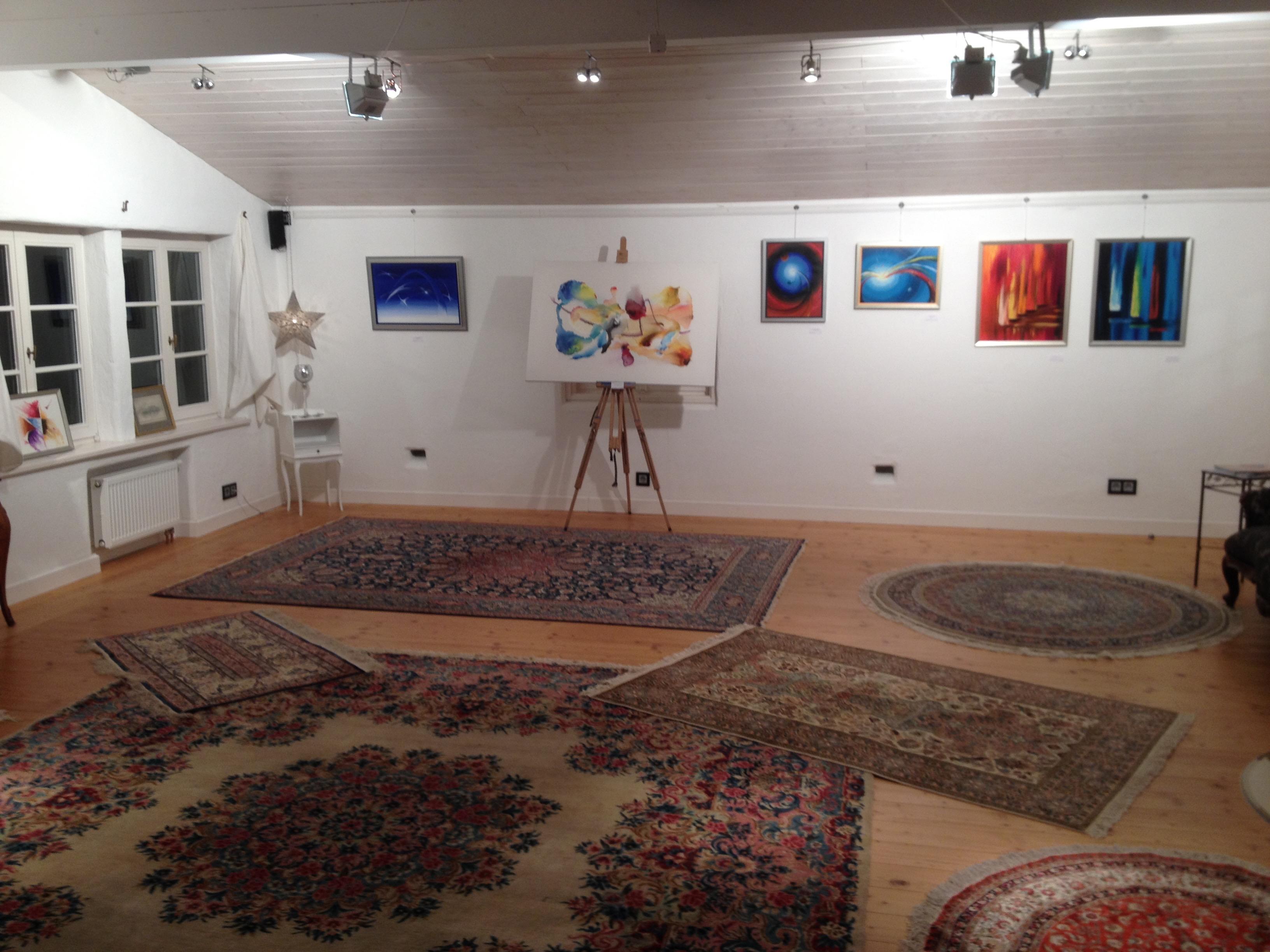 Ausstellung mit Christoffels