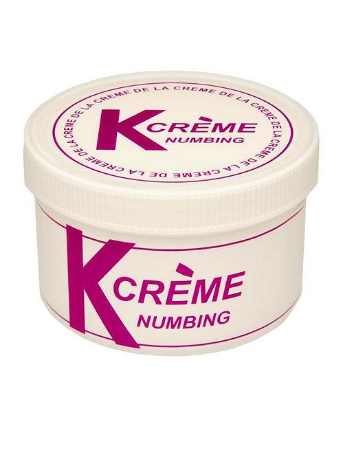 Обезболивающая анальная крем-смазка K CRÈME NUMBING 400мл Великобритания