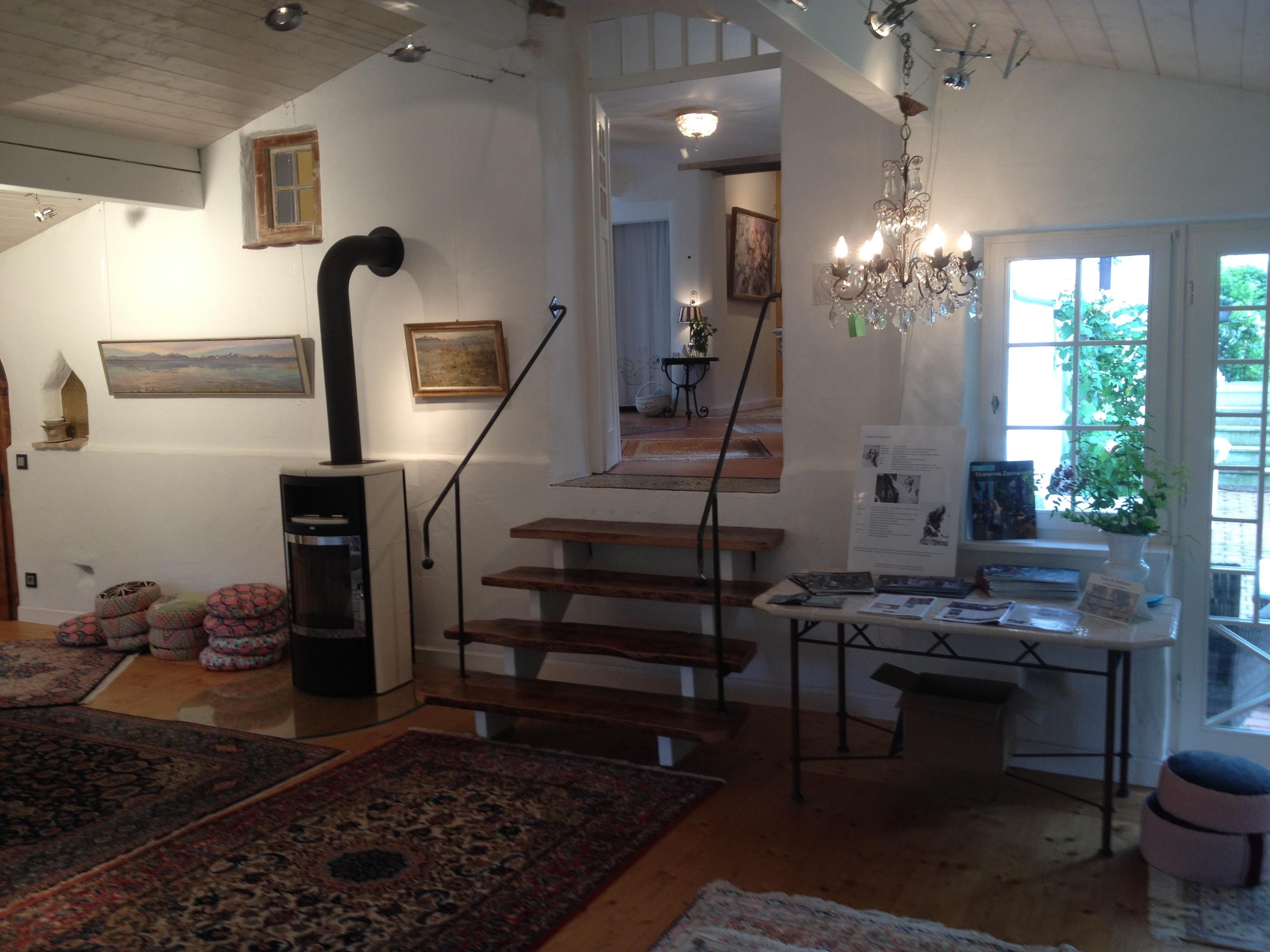 Galerie mit Zacharova