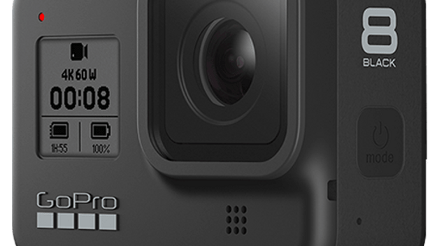 Go Pro camera - 1 week rental
