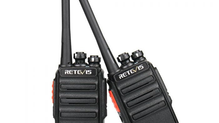 Walkie Talkies (WT2)- 1 week rental