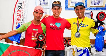 Aníbal Lavandeira: segundo puesto en Extremosul Ultramarathon