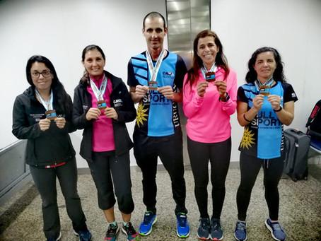 Bronce para Uruguay en Intercontinental  de 100kms en Bertioga, Brasil