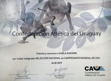 """"""" Ceremonia de premiación por parte de la C A U  a lo corredores de ultras del 2019 """""""
