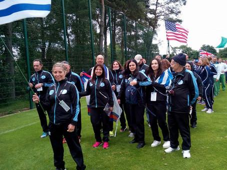 Un pedacito de Uruguay en el Mundial de 24hs de Belfast