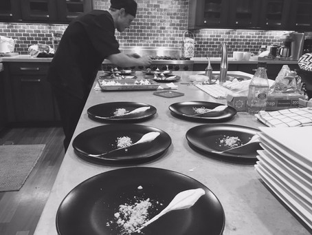 Your San Diego Personal Chef experience