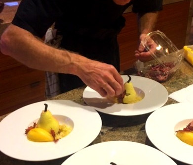 Personal chef experience with Chef Yoann Taboyan