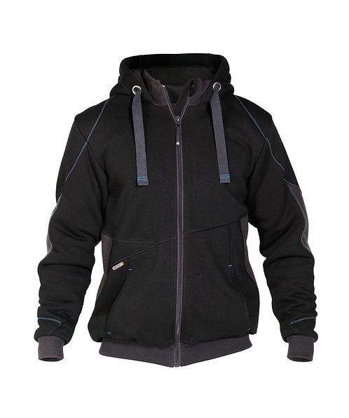 DASSY® PULSE Two-tone sweatshirt jacket