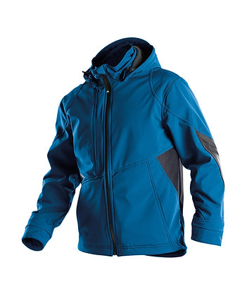 DASSY® GRAVITY Two-tone softshell jacket