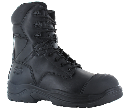 RIGMASTER SIDE-ZIP COMPOSITE TOE & PLATE WATERPROOF SAFETY BOOT