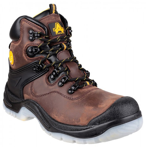 FS197 Shock Absorbing Waterproof Lace up Safety Boot