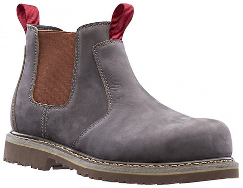 AS106 Womens Sarah Slip On Safety Boot