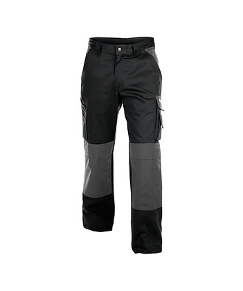DASSY® BOSTON Two-tone work trouser with knee pockets