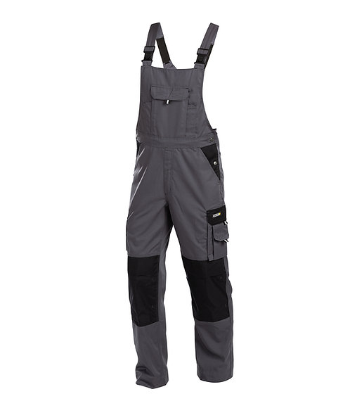 DASSY® VERSAILLES Two-tone brace overall with knee pockets