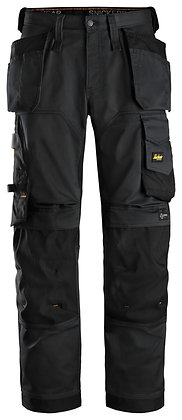 6251 AllroundWork, Stretch Loose Fit Work Trousers Holster Pockets