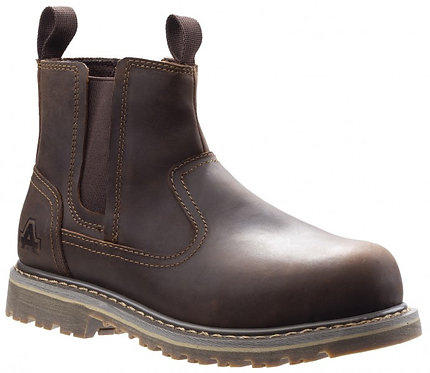 AS101 Womens Alice Slip On Safety Boot