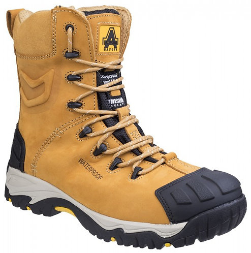 FS998 Waterproof Lace up Safety Boot