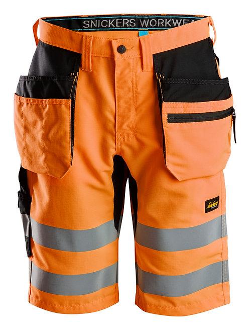 6131 LiteWork, High-Vis Shorts+ Holster Pockets CL 1