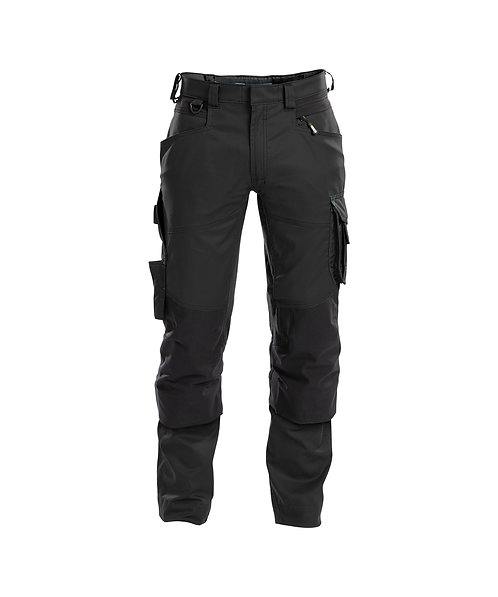 DASSY® DYNAX Work trousers with stretch and knee pockets