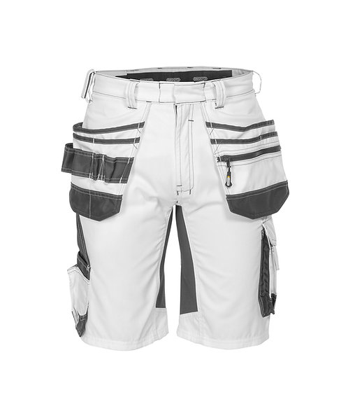DASSY® TRIX PAINTERS shorts with stretch and multi-pockets
